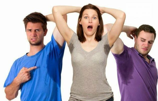 Hiperidrose – O que é, Causas e Tratamentos
